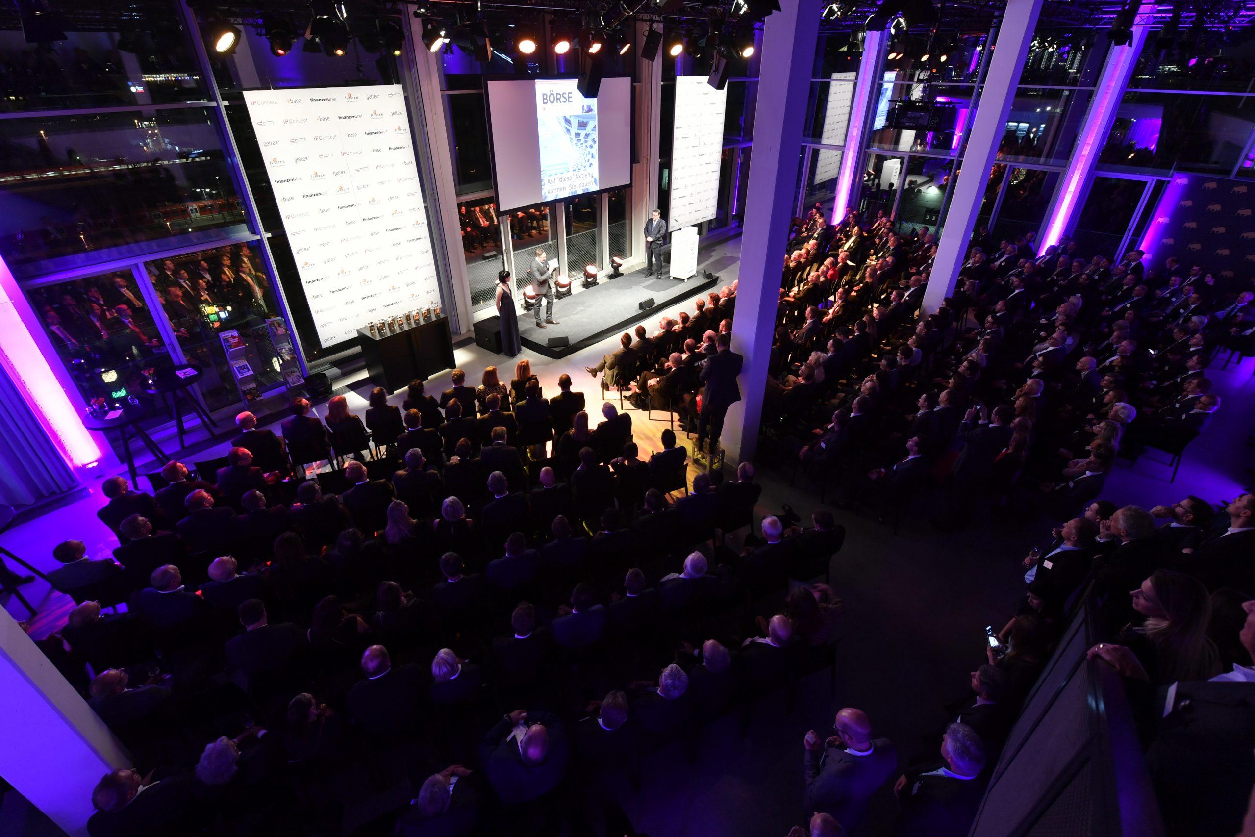 Finanzen Nacht - Verleihung
