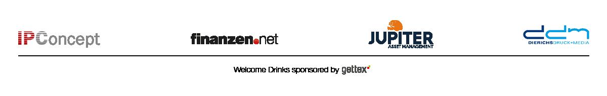 Logoleiste Sponsoren